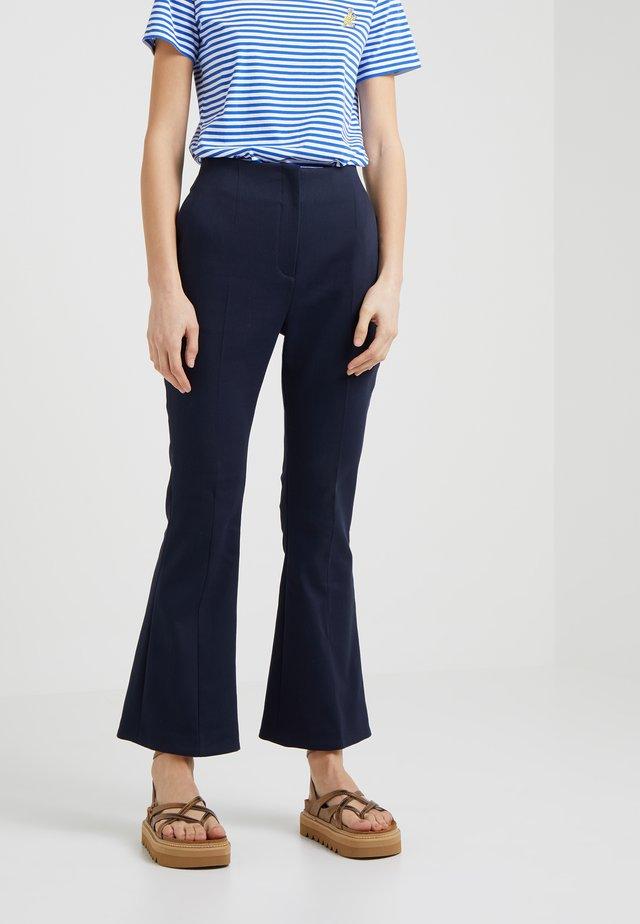 FLAUNT - Pantalones - navy