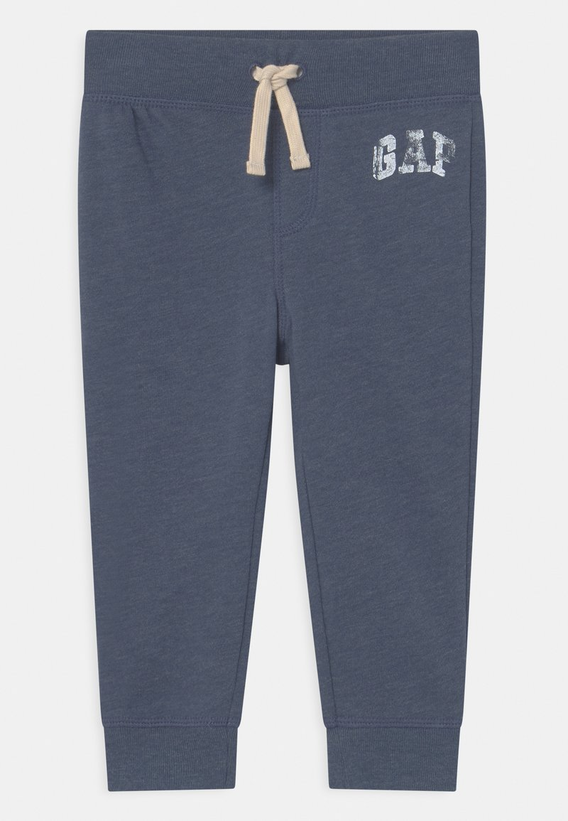 GAP - MICKEY MOUSE DISNEY - Trousers - blue heather