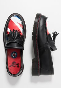 Dr. Martens - ADRIAN WHO - Slip-ons - black smooth - 1