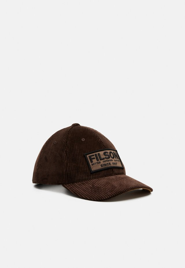 LOGGER CAP - Cap - dark brown