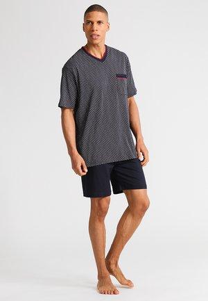 ALAN SET - Pyjama set - navy
