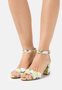 Fabienne Chapot - YASMINE - Sandals - lime light - 0