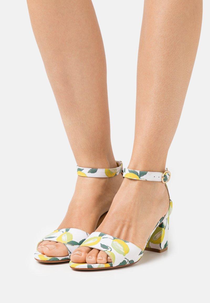 Fabienne Chapot - YASMINE - Sandals - lime light