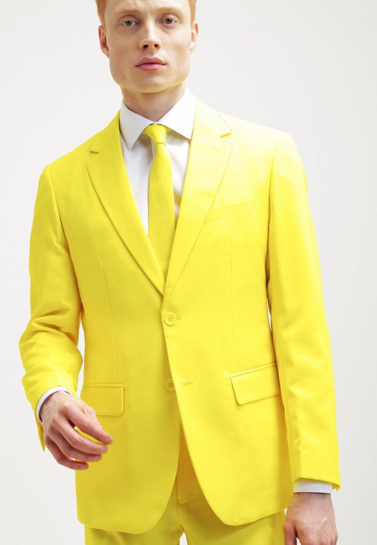Homme YELLOW FELLOW - Costume - yellow