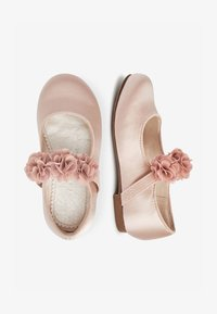 Next - IVORY OCCASION CORSAGE MARY JANES (YOUNGER) - Baleríny - pink - 1
