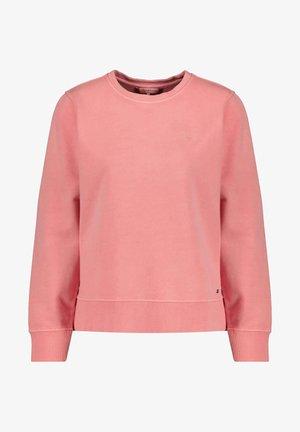 """TOMMY HILFIGER DAMEN SWEATSHIRT """"VALERA"""" SLIM FIT - Sweatshirt - pink (71)"""