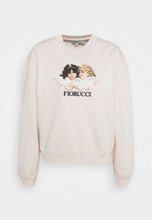 VINTAGE ANGELS  - Sweatshirt - pale pink