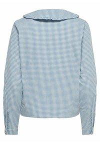 JDY - Button-down blouse - coronet blue - 5