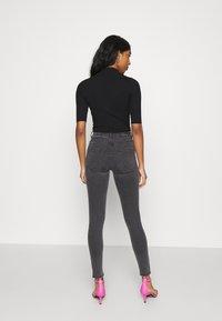 Gina Tricot - Jeans Skinny Fit - dark grey - 2