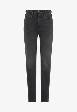 ELLY - Slim fit jeans - black ellis