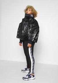 Fila Plus - TASYA - Leggings - black/bright white - 3