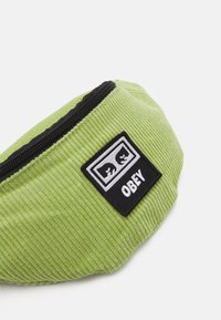 Obey Clothing - WASTED HIP BAG UNISEX - Bum bag - green - 3
