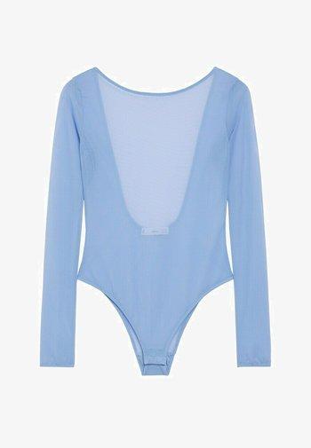 T-shirt à manches longues - hemelsblauw