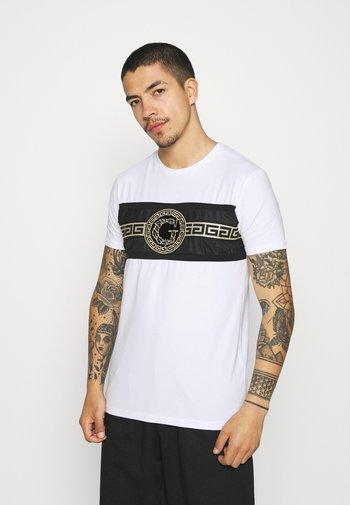 RAMIO TEE - T-shirt imprimé - optic white