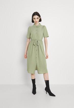 VMVEGA - Shirt dress - oil green