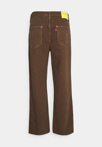 Levi's® - PLEATED TROUSER - Kalhoty - brown - 1