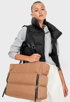Velká kabelka - light brown