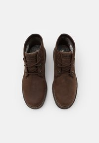 Timberland - LARCHMONT II WP CHUKKA - Lace-up ankle boots - dark brown - 3