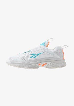 DMX SERIES 2200 - Sneaker low - white/porcel/solar orange