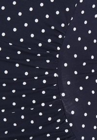 Anna Field MAMA - 2 PACK - T-shirts med print - dark grey/dark blue - 3