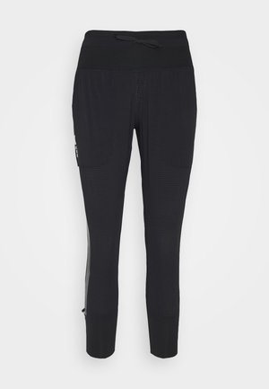 RUN ANYWHERE PANT - Pantaloni sportivi - black
