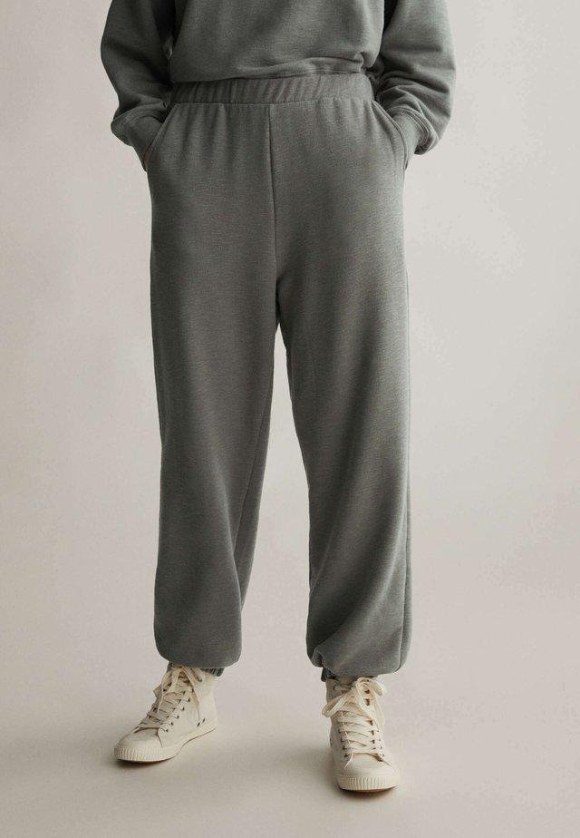 Pantalon de survêtement - evergreen