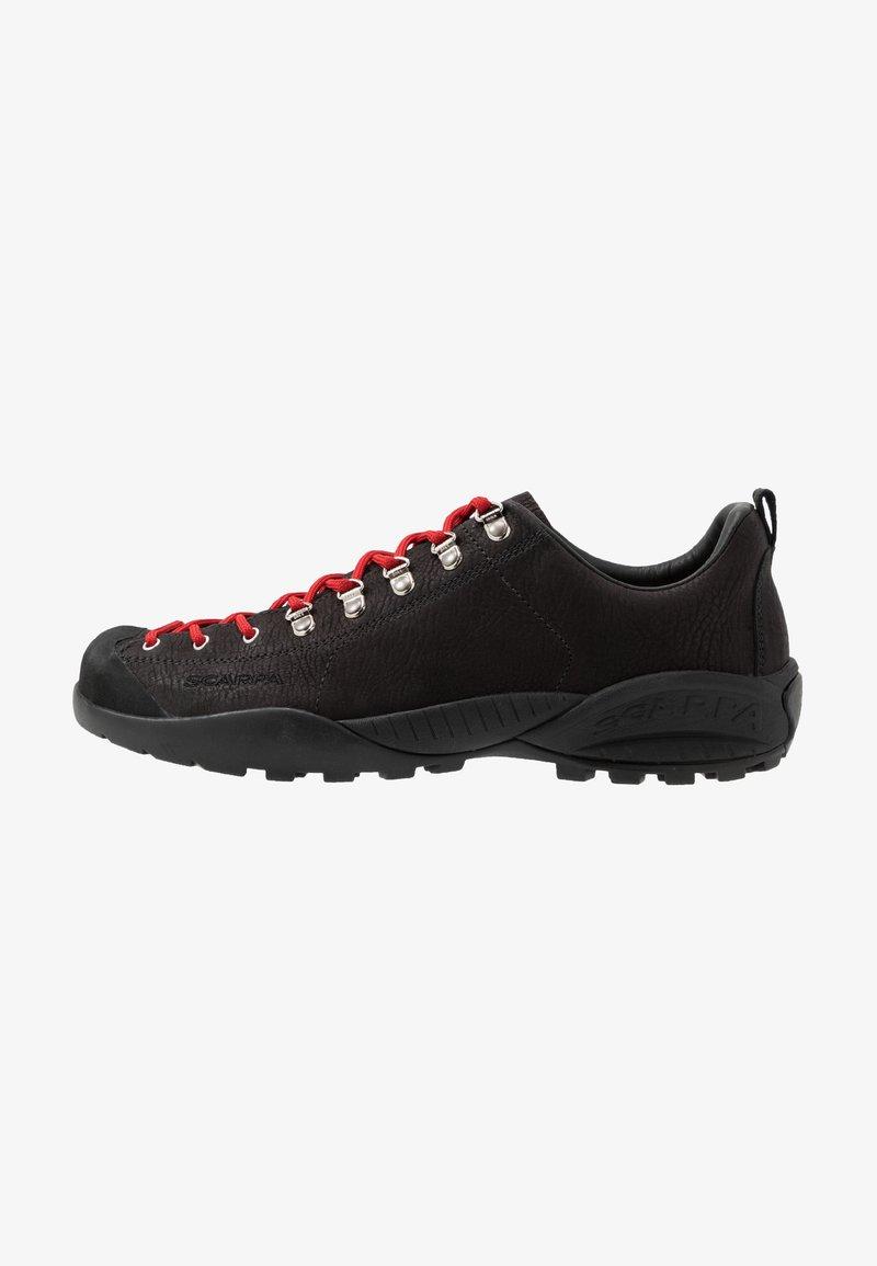 Scarpa - MOJITO ROCK - Zapatillas de senderismo - black