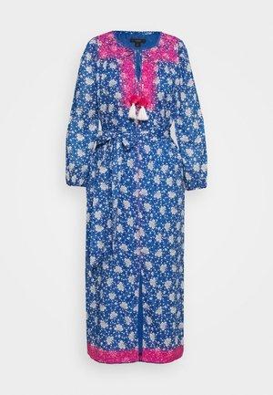 STRAIGHT SKIRT DRESS - Day dress - cerulean/multi
