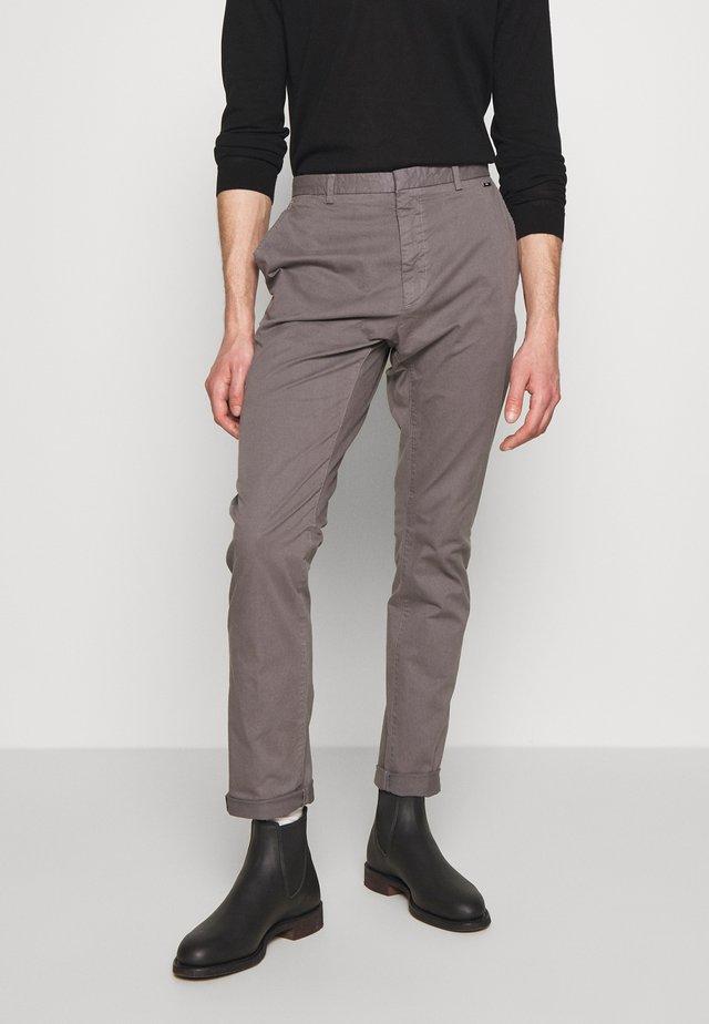 GLEN - Chino - dark grey