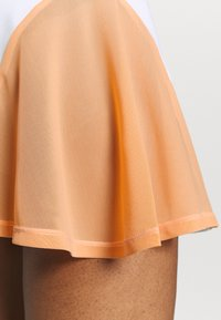 South Beach - TENNIS SKIRT - Sportovní sukně - white - 4