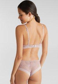 Esprit - Underwired bra - old pink - 2