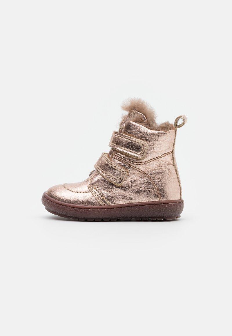 Bisgaard - STORM - Vysoká obuv - rose gold