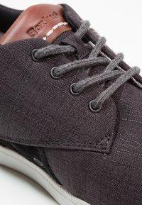 Boxfresh - HENNING - Sneakers laag - black - 5