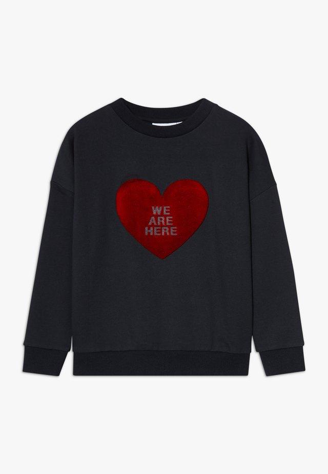 MAXI - Sweatshirt - black