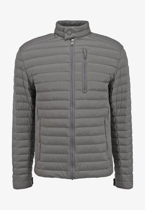 Down jacket - stud-light steel