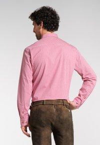 Spieth & Wensky - Shirt - rot - 1