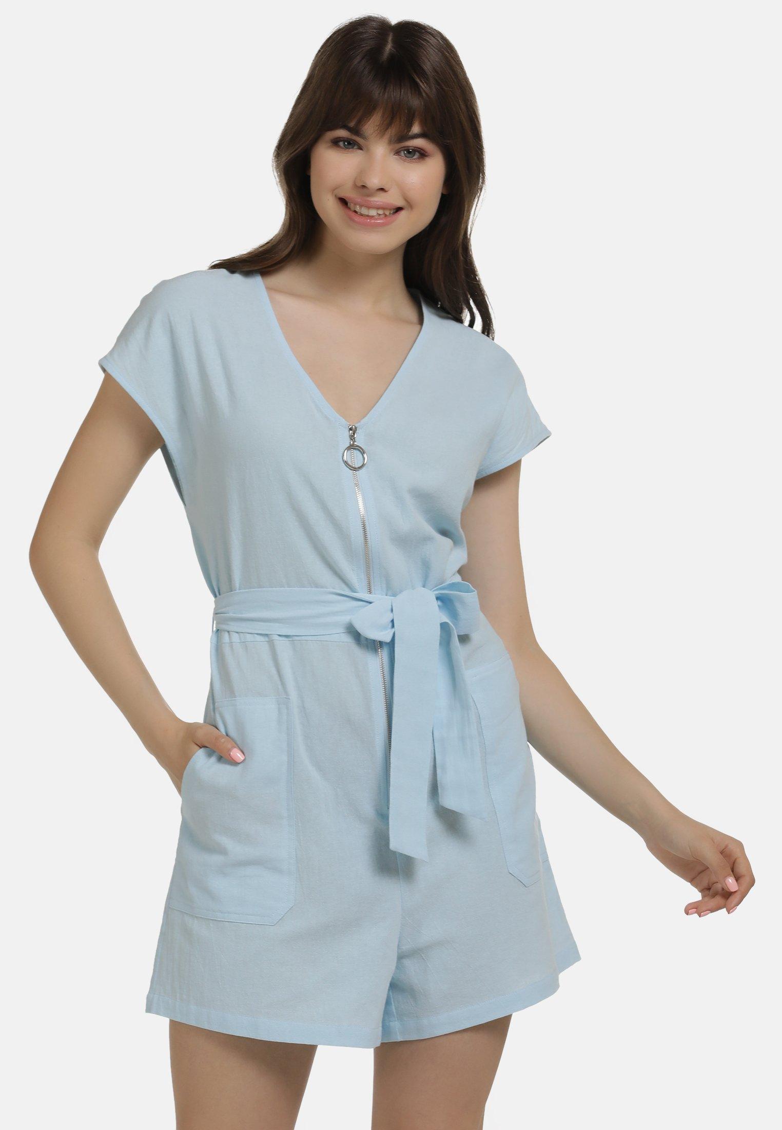 Top Quality Women's Clothing myMo JUMPER Jumpsuit hellblau VOoB032Qg