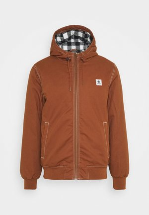 DULCEY WORK - Light jacket - tortoise