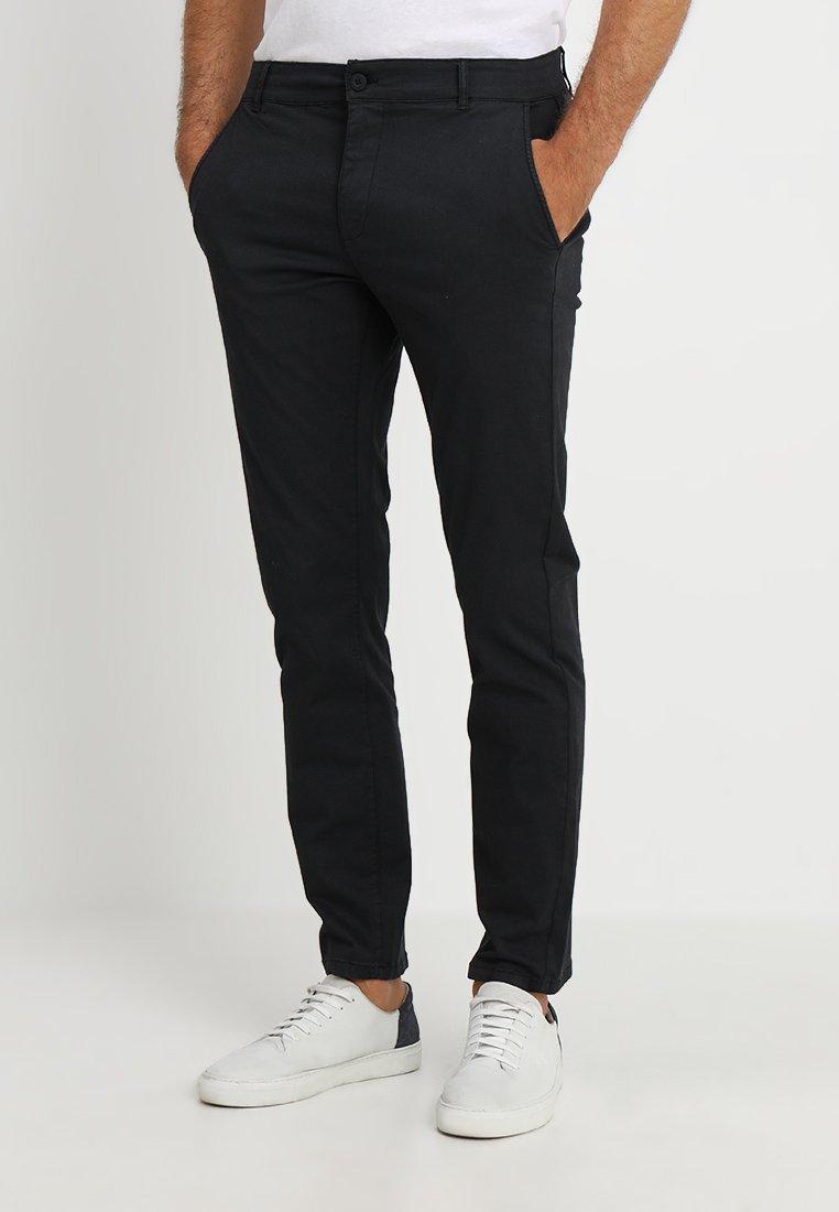 Pier One - Chinos - black