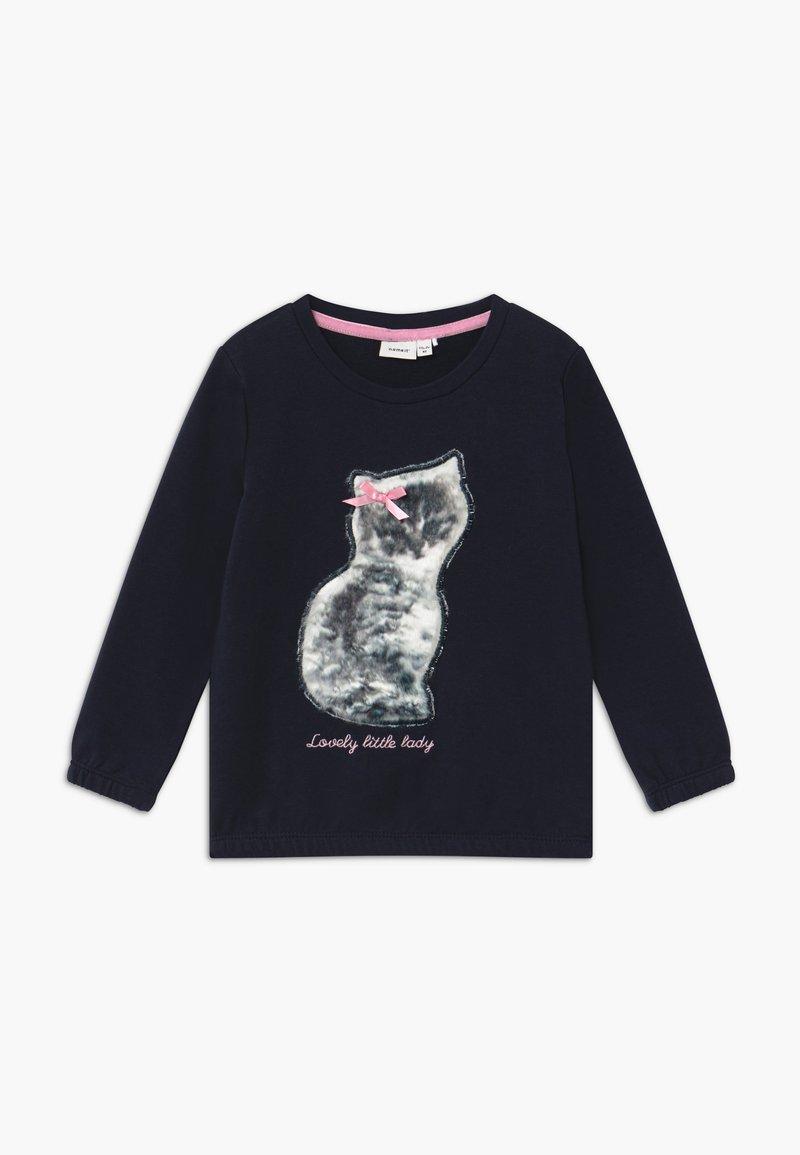 Name it - NMFBOCATHY - Sweater - dark sapphire