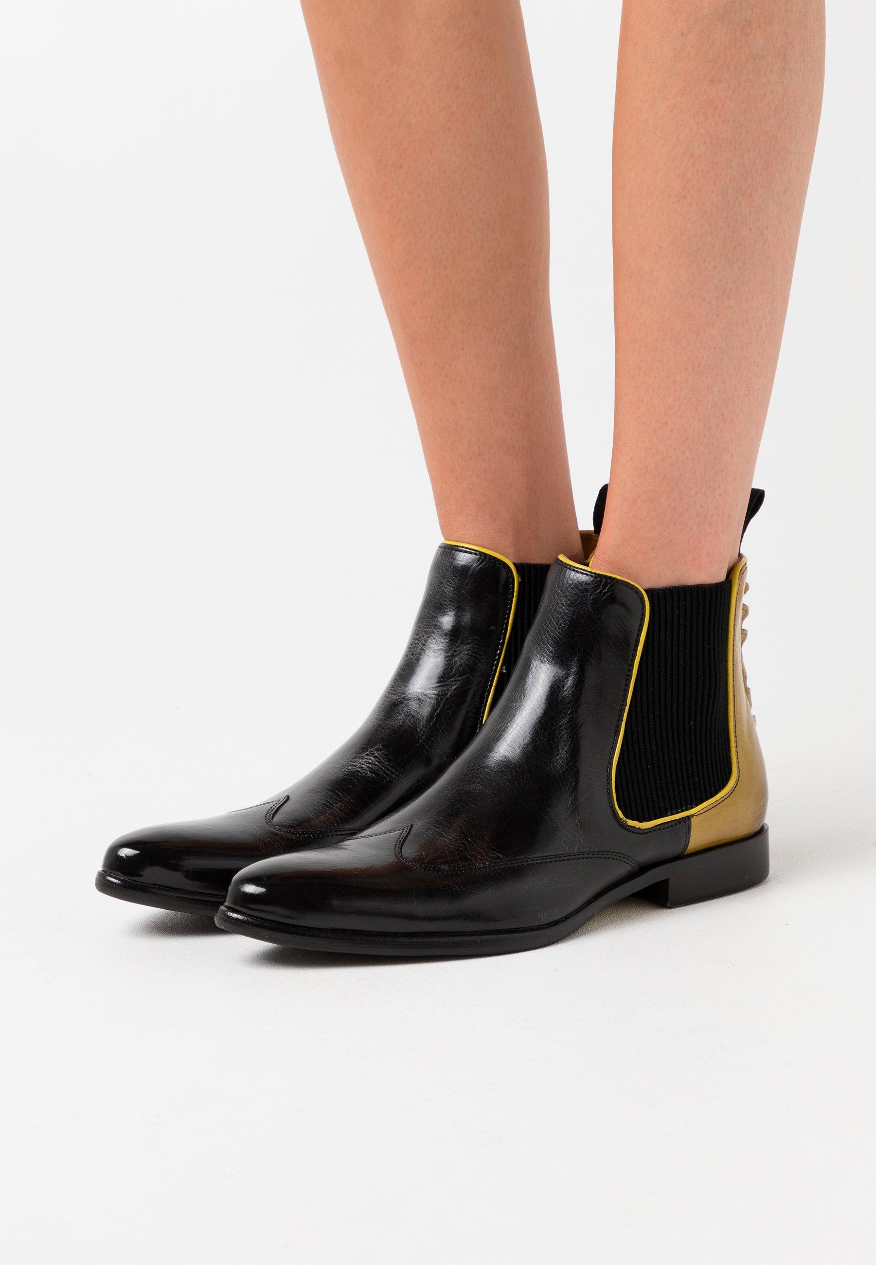 Women KEIRA - Cowboy/biker ankle boot