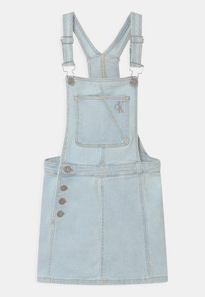 SUPER LIT - Vestido vaquero - blue