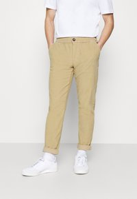 Redefined Rebel - RON PANTS - Trousers - sand - 0
