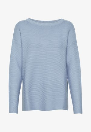 Jersey de punto - chambray blue