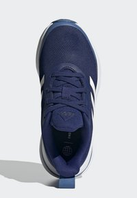adidas Performance - FORTARUN RUNNING SHOES UNISEX - Neutral running shoes - victory blue/ftwr white/focus blue - 6