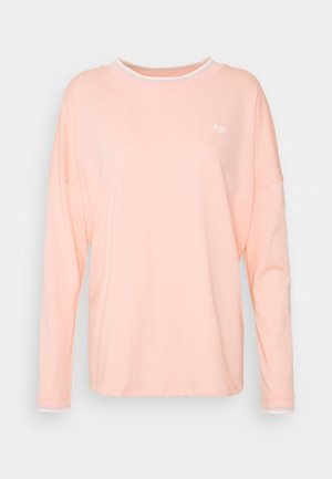 ON THE BOAT - Long sleeved top - peach bud