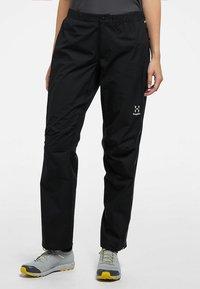 Haglöfs - L.I.M PANT  - Outdoor trousers - true black - 0