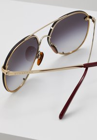 Burberry - Zonnebril - light gold-coloured/grey gradient - 5