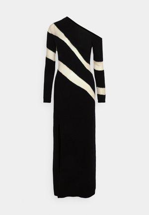NESSA DRESS - Maxi dress - black