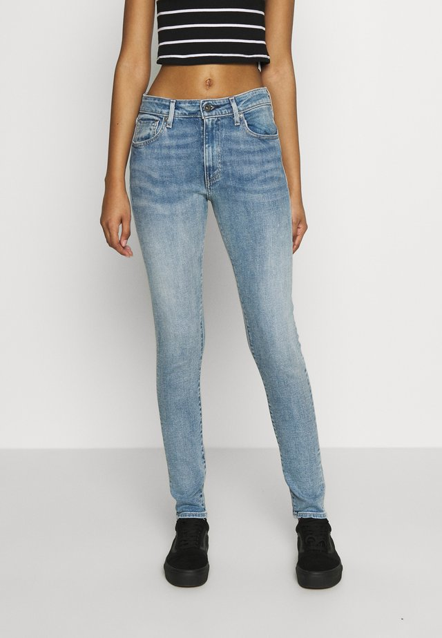 LMC 721 - Jeansy Skinny Fit - valley mist